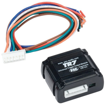 PAC Audio TR-7 Universal Trigger Output Module