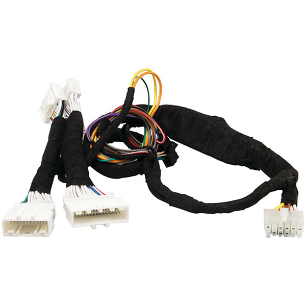Directed Electronics THMAC1 T-Harness for 4X10/5X10/AF-D600 Systems (For Mazda; Scion iA; Toyota Yaris 2013 & Up)
