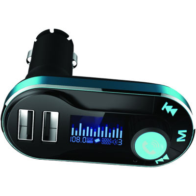 Supersonic IQ-211BT Bluetooth Wireless FM Transmitter