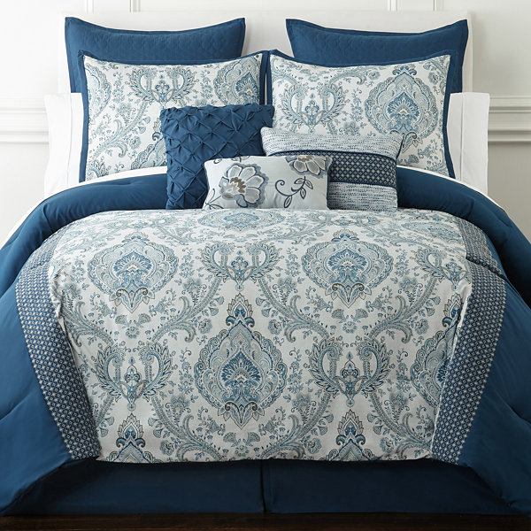Home Expressions Carabella 7-pc. Comforter Set