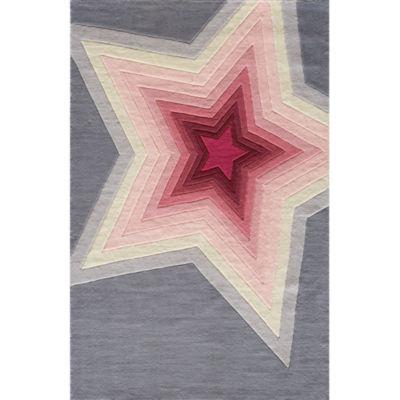 Momeni® Lil Mo Superstar Rectangular Rugs