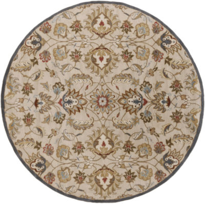 Decor 140 Galba Hand Tufted Round Rugs
