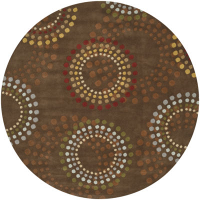 Decor 140 Oban Hand Tufted Round Rugs