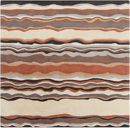 Decor 140 Odawara Hand Tufted Square Rugs