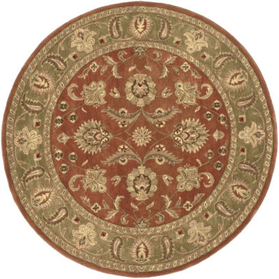 Decor 140 Kaika Hand Tufted Round Rugs