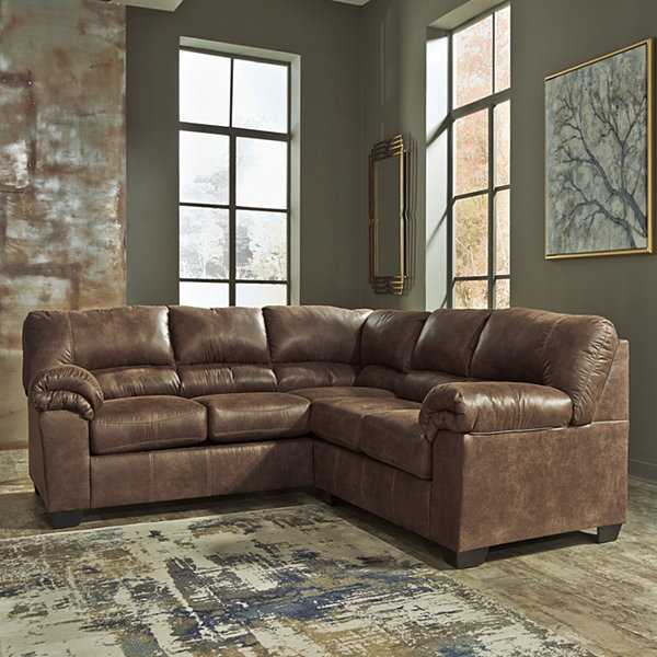 Sectional Sofas At Jcpenney: Signature Design By Ashley® Benton 2-Pc Left Arm Facing