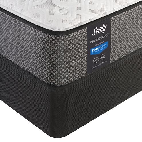 Sealy Performance™ Davlin Plush - Mattress + Box Spring