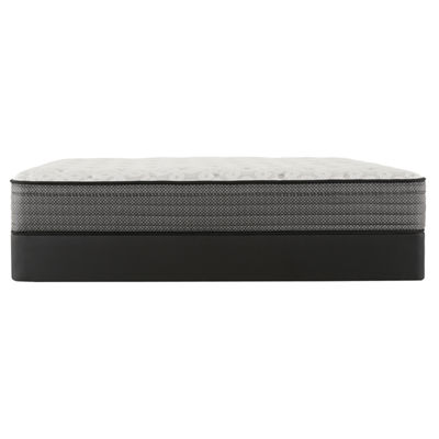 Sealy Performance™ Davlin Plush Eurotop - Mattress + Box Spring