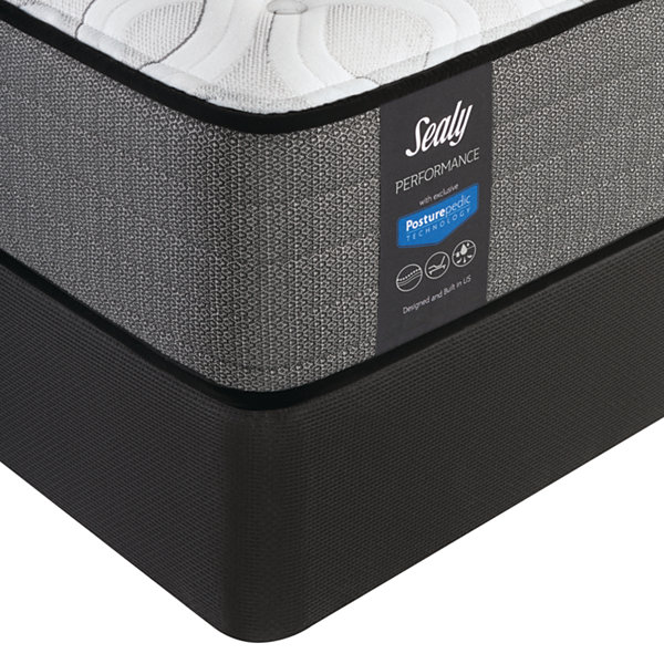 Sealy Performance™ Humbolt Firm - Mattress + Box Spring