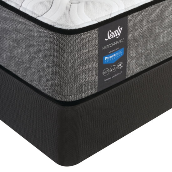 Sealy Performance™ Humboldt Firm - Mattress + Box Spring