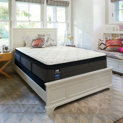 Sealy Performance™ Humboldt Cushion Firm Pillowtop - Mattress + Box Spring