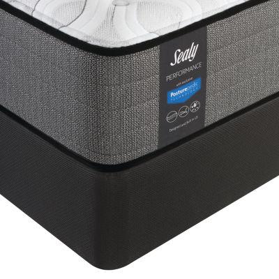 Sealy Performance™ Humboldt Plush - Mattress + Box Spring