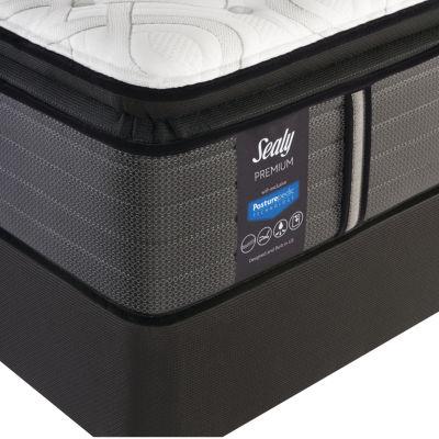 Sealy Performance™ Pershing Plush Pillowtop - Mattress + Box Spring