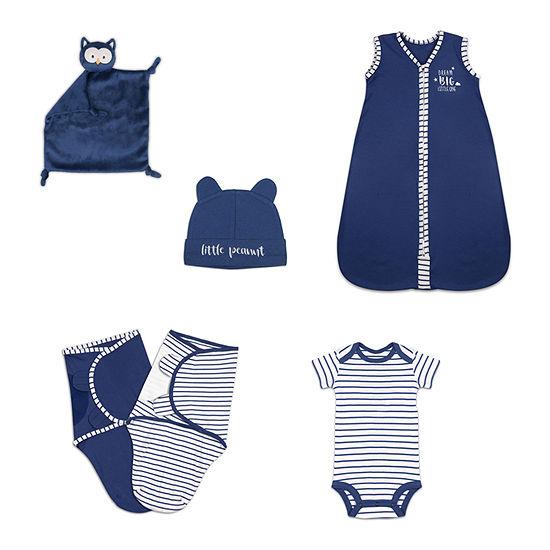 The Peanut Shell Baby Boys Baby Clothing Set