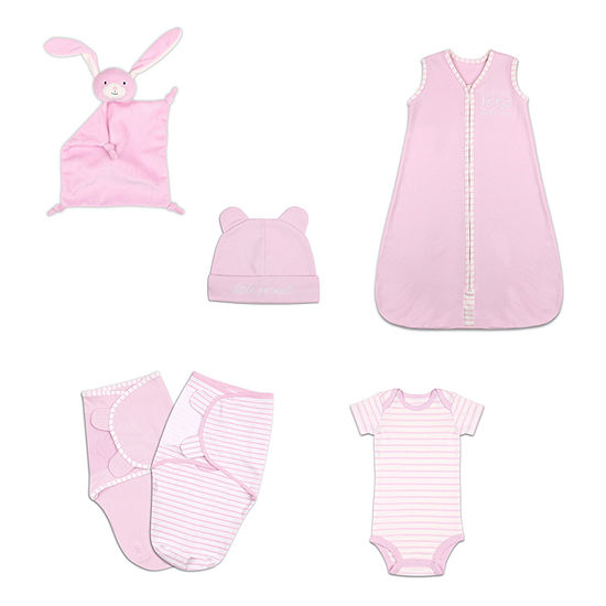 The Peanut Shell Baby Clothing Set Baby Girls