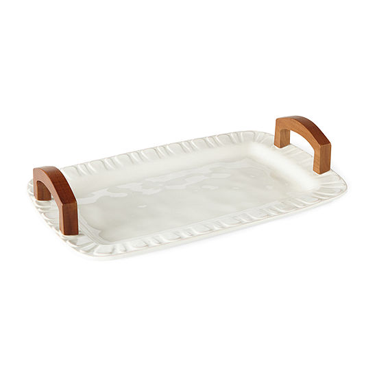 JCPenney Home Ambrose Serving Tray