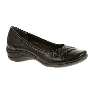 Hush Puppies Womens Burlesque Slip-On Shoe Closed Toe