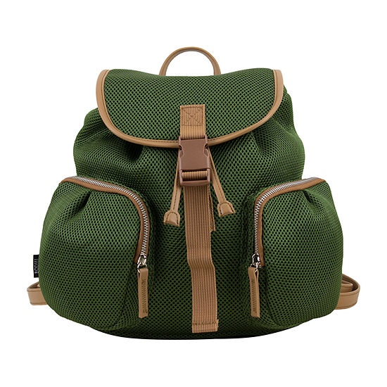 Fuel Mini Mesh Drawstring Backpack