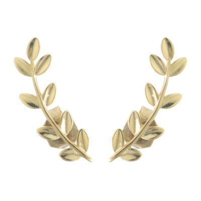Silver Treasures 20mm Stud Earrings
