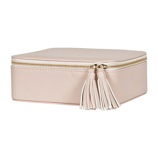Mele & Co. Shiloh Jewelry Travel Case