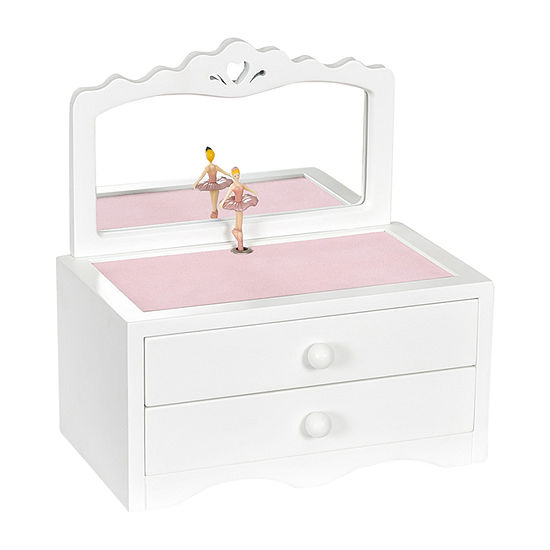 Mele & Co. Kelby Painted Jewelry Box