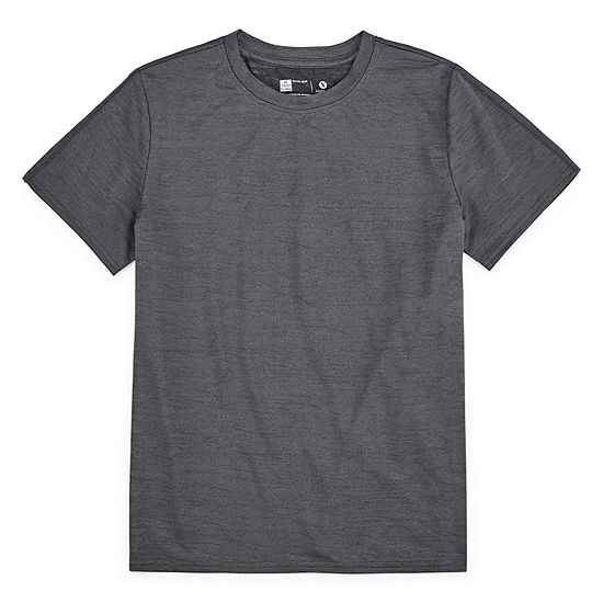 Xersion Boys Crew Neck Short Sleeve T-Shirt Preschool / Big Kid