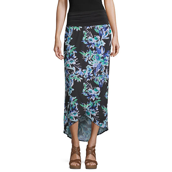 Alyx Womens Low Rise Maxi Skirt