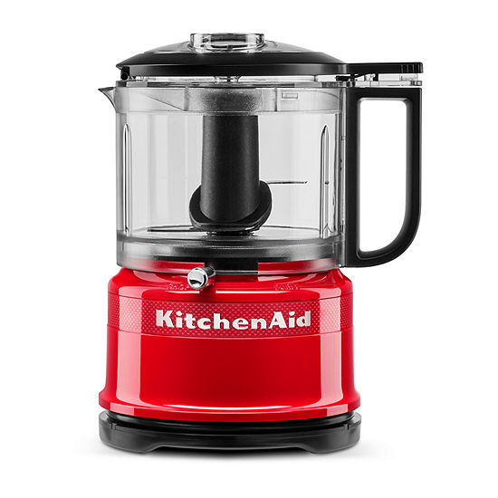KitchenAid® 100 Year Limited Edition Queen of Hearts 3.5 Cup Food Chopper - KFC3516QHSD