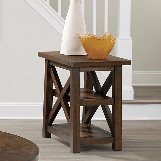 Simmons Casegoods Placerville Chairside Table
