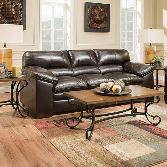 Simmons Casegoods Calenburg Coffee Table Set