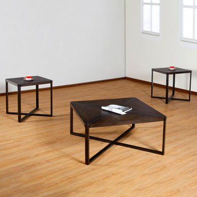 Simmons Casegoods Zander Coffee Table Set