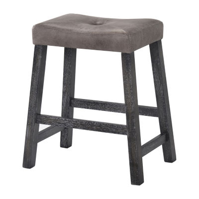 Simmons Casegoods Chatham 2-pc. Counter Height Upholstered Bar Stool