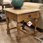 Simmons Casegoods Cottage Charm 1-Drawer End Table
