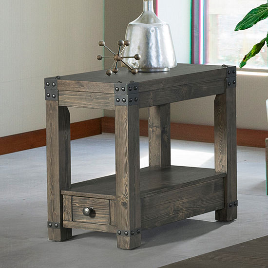 Simmons Casegoods Hawley Chairside Table