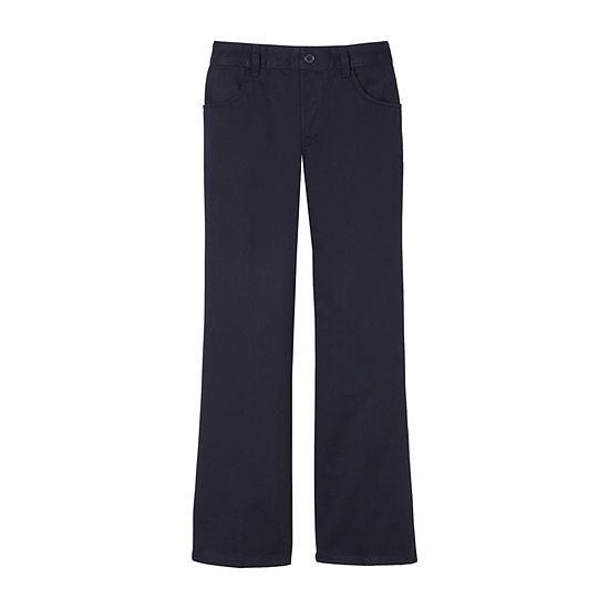 French Toast Big Girls Bootcut Pull-On Pant