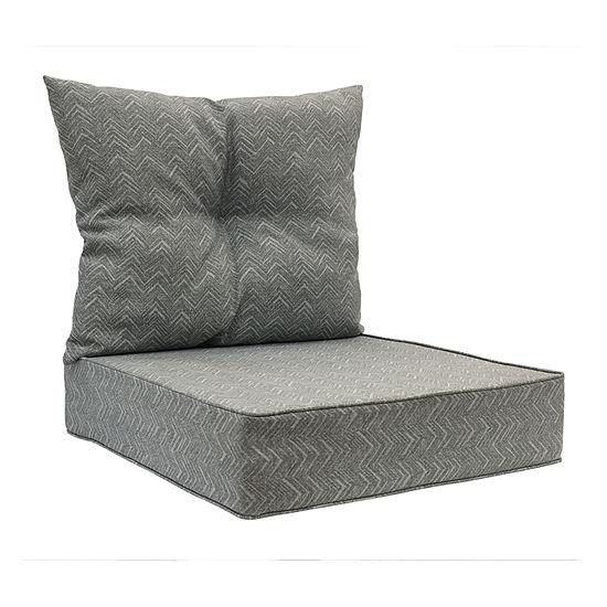 Outdoor Dècor Patio Seat Cushion
