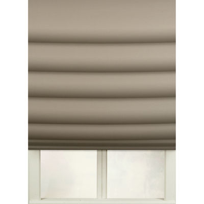 JCPenney Home™ Lucky Custom Roman Shade - FREE SWATCH