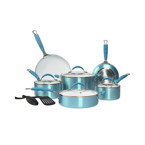 Philippe Richard 12-pc. Cookware Set