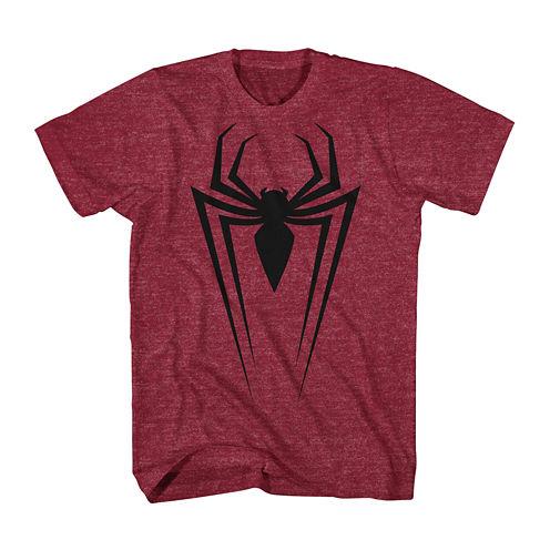 Marvel® Short-Sleeve Spider-Man Parker Graphic T-Shirt