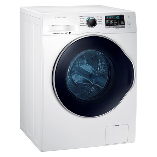 Samsung 24 In. Wide 2.2 Cu. Ft. High-Efficiency Front-Load Washer With Steam