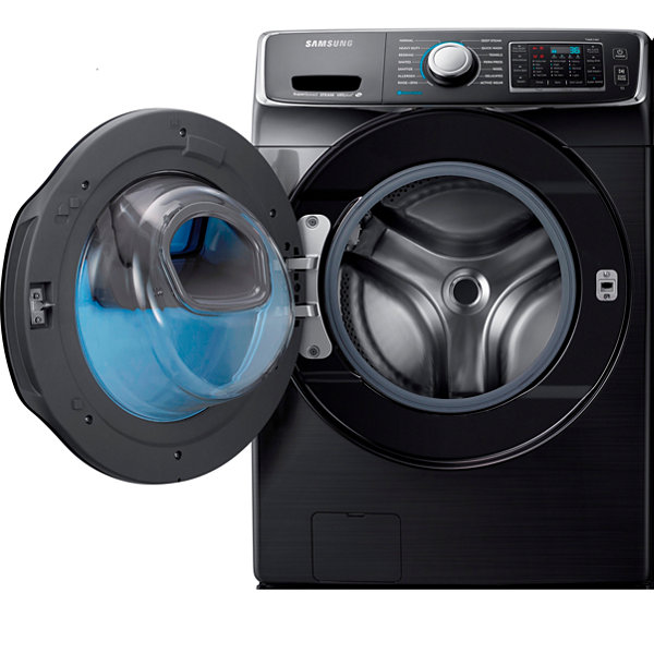 Samsung ENERGY STAR® 4.5 cu. ft. High-Efficiency Front-Load Washer With Steam and AddWash™