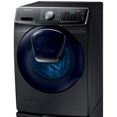 Samsung ENERGY STAR® AddWash™ 5.0 cu. ft. High-Efficiency Front-Load Washer with Steam