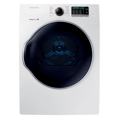 "Samsung 24"" Wide 4.0 cu. ft. Front-Load Electric Dryer"