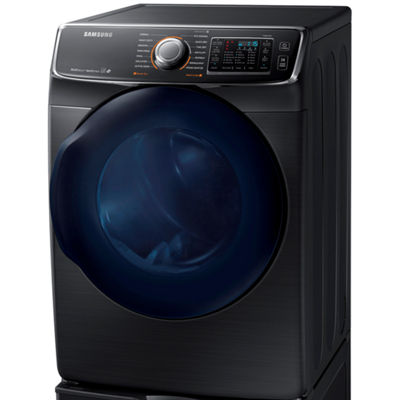 Samsung ENERGY STAR® 7.5 cu. ft. Electric Dryer with Steam