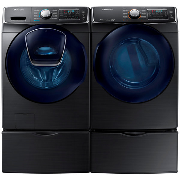 Samsung ENERGY STAR® 7.5 cu. ft. Front-Load Gas Dryer With Steam