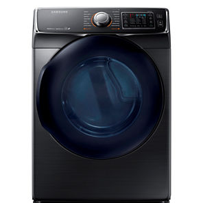 Samsung ENERGY STAR® 7.5 cu. ft. Front-Load Electric Dryer With Steam