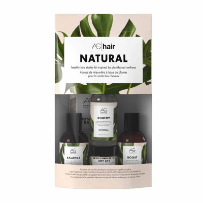 AG Natural Starter Kit Hair Product