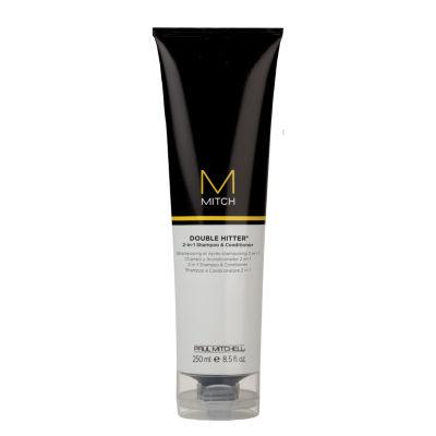 Mitch Double Hitter Shampoo 8.5oz Shampoo - 8.5 oz.