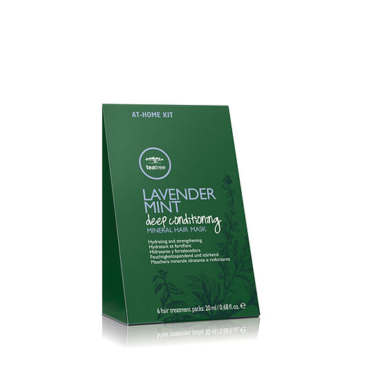 Paul Mitchell Tea Tree Lavender Mint Deep Conditioning Hair Mask-4 oz.