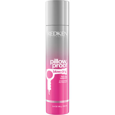 Redken Pillow Proof Blow Dry 2 Day Extender Clear Dry Shampoo-3.4 oz.
